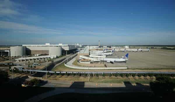 Sân bay liên lục địa George Bush Houston