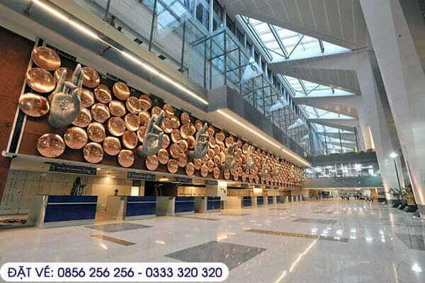 Sân bay quốc tế Indira Gandhi