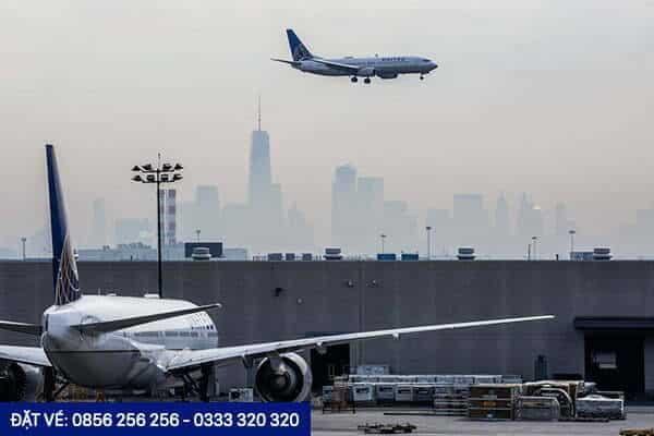 Sân bay quốc tế Newark Liberty
