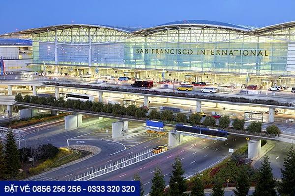 Sân bay quốc tế San Francisco