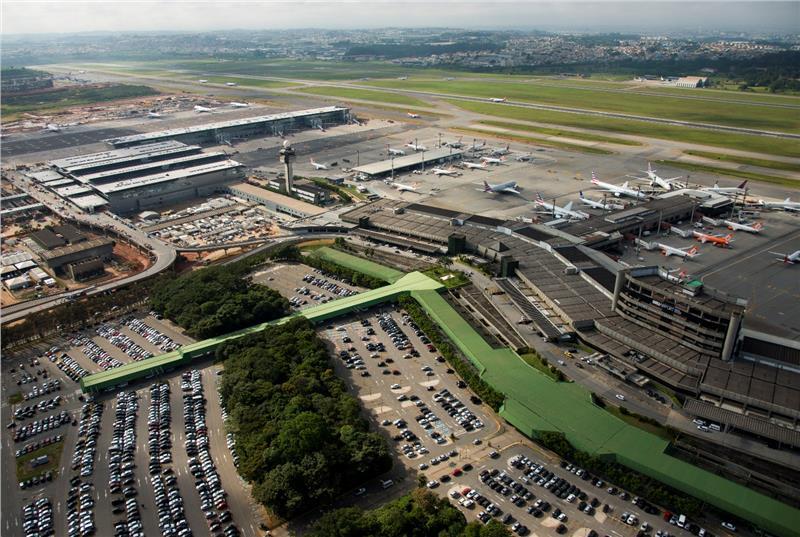 Sân bay quốc tế São Paulo Guarulhos