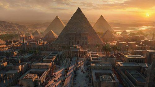 Vé Máy Bay Khứ Hồi đi Ai Cập