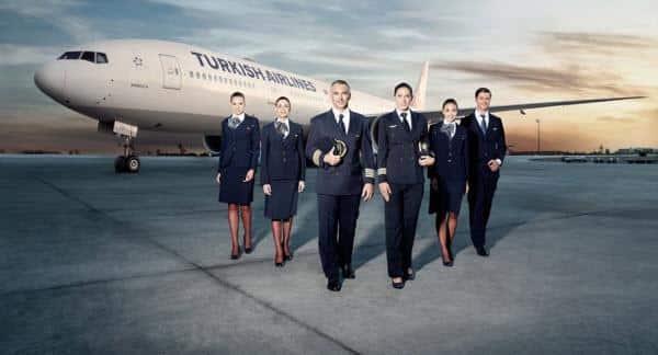 Hãng hàng không Turkish Airlines