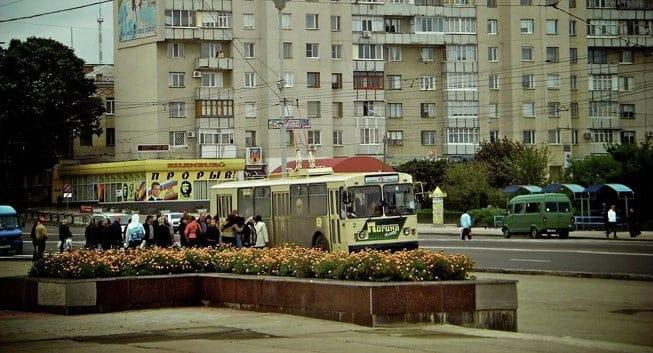 Hãng hàng không bay đi Transnistria