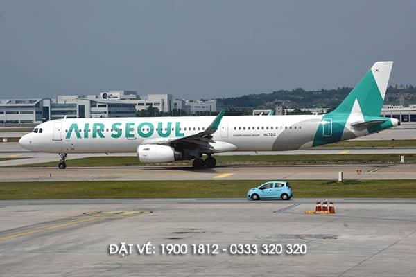 Văn phòng đại diện Air Seoul tại Việt Nam