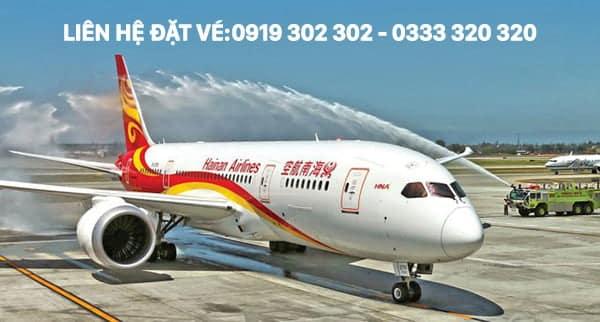 Văn phòng đại diện của Hainan Airlines tại Việt Nam
