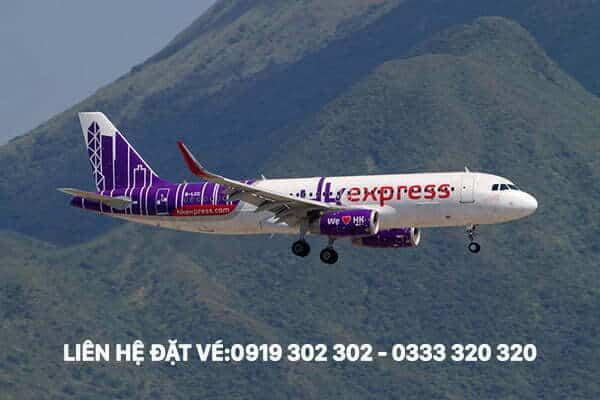Văn phòng đại diện của Hongkong Express Airlines tại Việt Nam