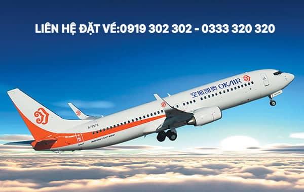 Văn phòng đại diện của Okay Airlines tại Việt Nam