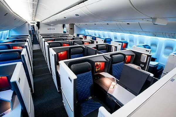 Vé máy bay đi Mỹ của Delta Airlines