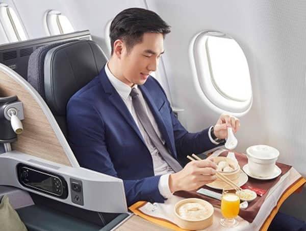 Vé máy bay đi Mỹ của Uni Airways Corporation