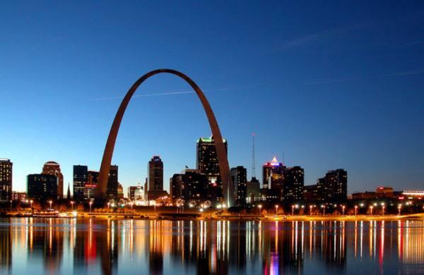 Vé máy bay đi St. Louis
