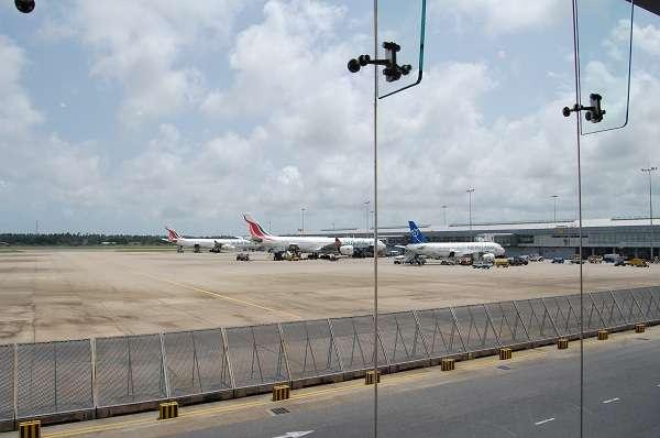 Bao giờ mở lại đường bay đi Srilanka