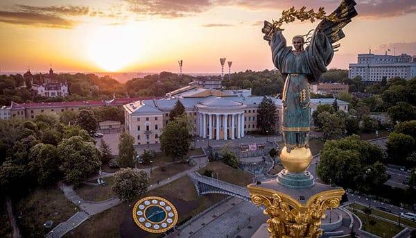 Bao giờ mở lại đường bay đi Ukraina