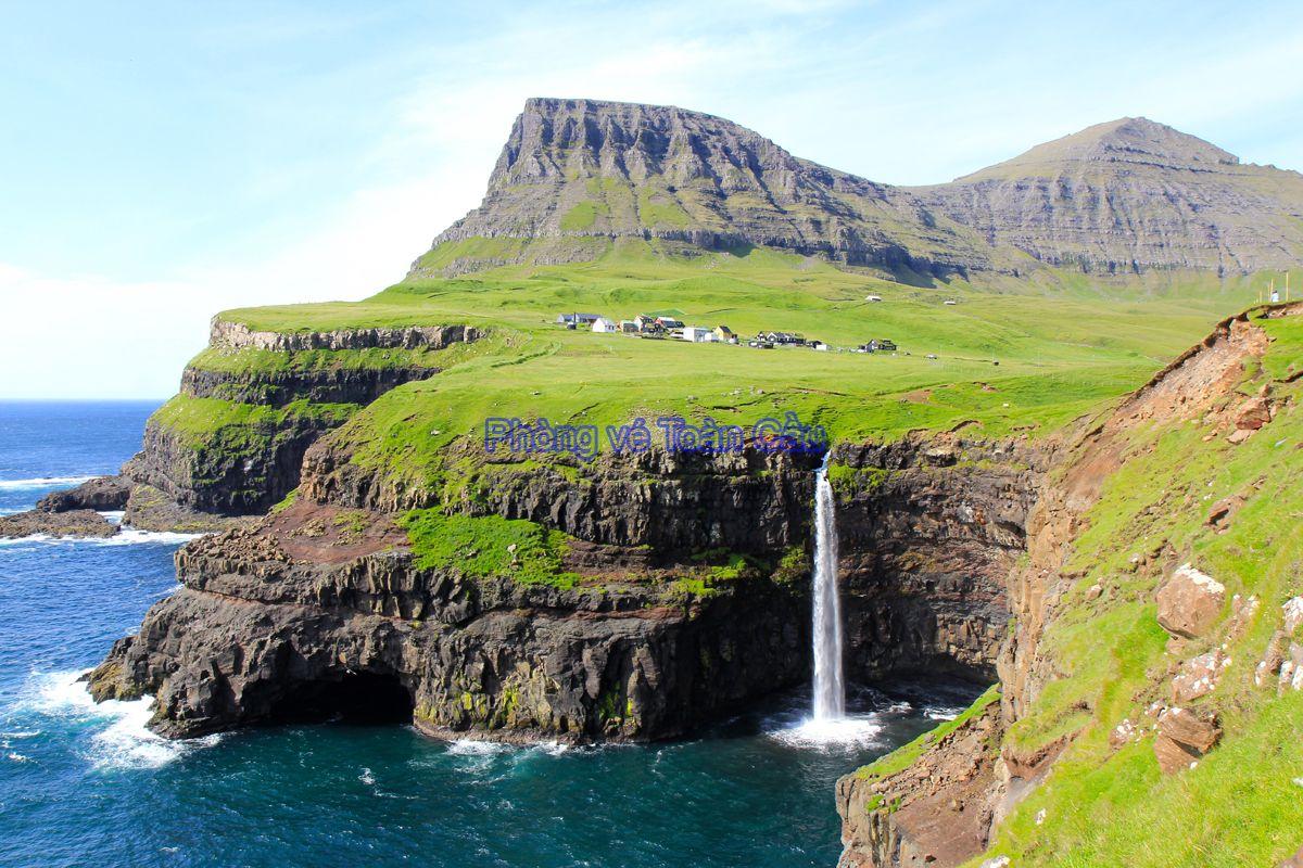 Vé máy bay đi Quần đảo Faroe