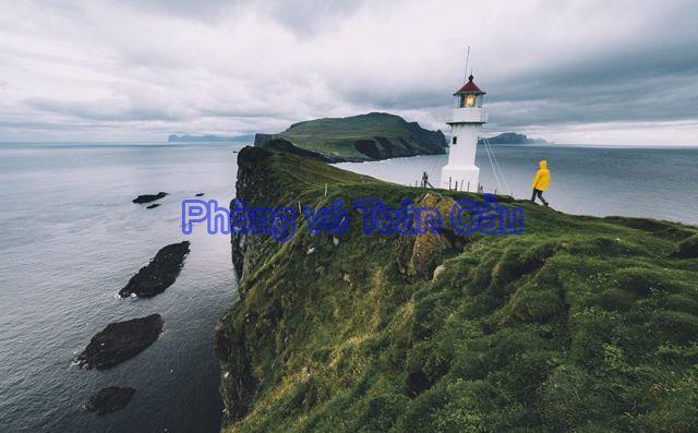 Vé máy bay đi Quần đảo Faroe giá rẻ