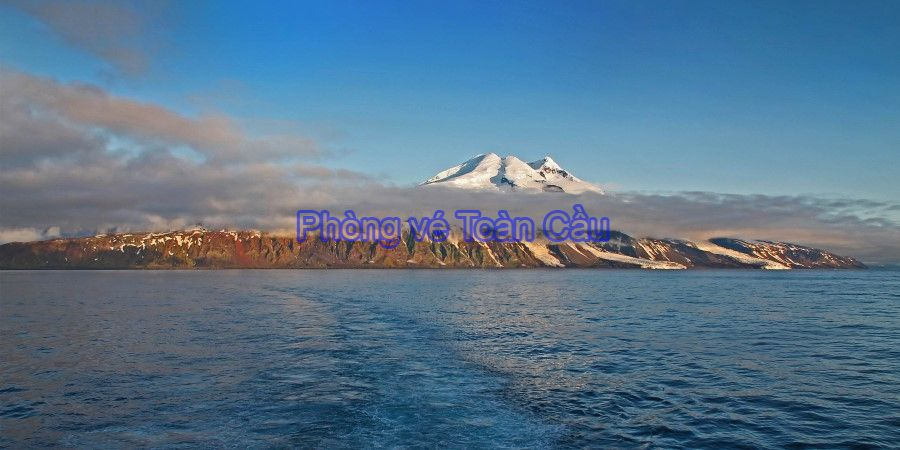 Vé máy bay đi Svalbard & Jan Mayen giá rẻ
